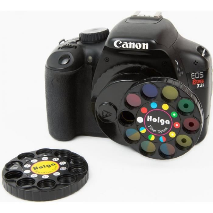 holga filtre roue pour canon dslr achat vente filtre photo cdiscount. Black Bedroom Furniture Sets. Home Design Ideas