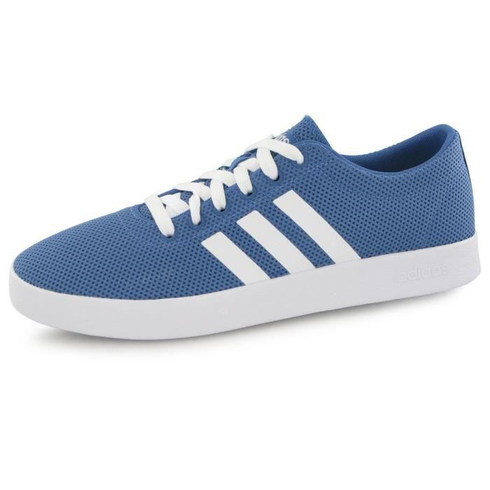 free shipping 12602 7f354 BASKET Adidas Neo Easy Vulc 2.0 bleu, baskets mode homme
