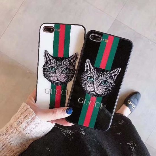 coque iphone x guicci
