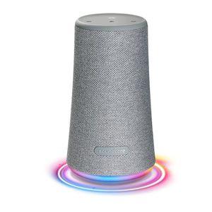 ENCEINTE NOMADE Anker SoundCore Flare+, Sans fil, Gris, Cylindre,