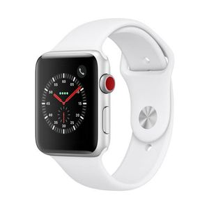 MONTRE CONNECTÉE Apple Watch Series 3 GPS + Cellular 42mm Boîtier e