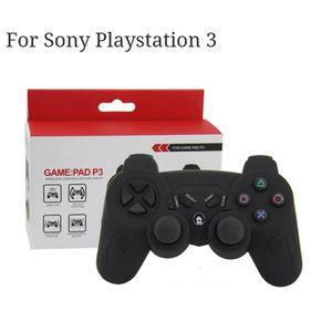MANETTE JEUX VIDÉO Wireless Gamepad PS3 Controller Manette de remplac