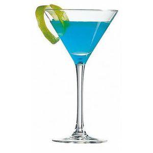 SHAKER - SET COCKTAIL  Coffret de 4 verres à pied cocktail 15 cl Signatur