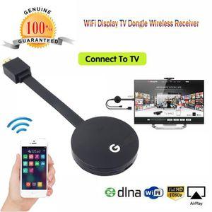 RÉCEPTEUR - DÉCODEUR   2020 Wifi Affichage HDMI 1080P TV Dongle récepteur
