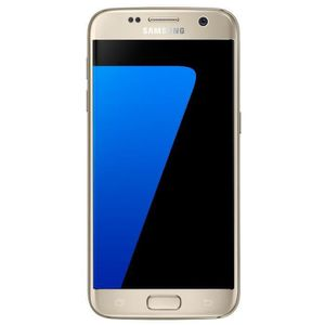 SMARTPHONE RECOND. SAMSUNG GALAXY S7 G930 Or 4G Or 64 Go
