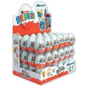 kinder surprise achat vente kinder surprise pas cher cdiscount. Black Bedroom Furniture Sets. Home Design Ideas