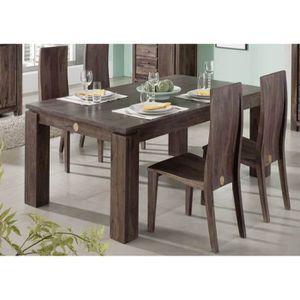 TABLE À MANGER SEULE Table à manger rectangulaire 180x100 cm, 6 à 8 Per