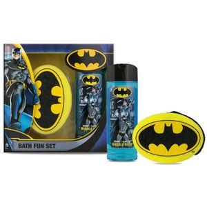 COFFRET CADEAU CORPS Batman Coffret cadeau enfant avec bain moussant 25