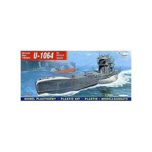 MAQUETTE DE BATEAU U-boot U-1064 (VIIC/41) (sous-marin)
