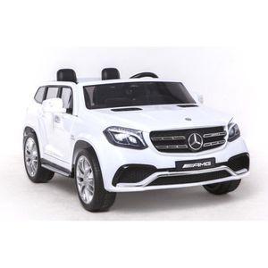 VOITURE ELECTRIQUE ENFANT Véhicule électrique Mercedes - Benz GLS 63 Blanc -