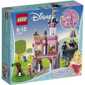 ASSEMBLAGE CONSTRUCTION LEGO® Disney Princess™ 41152 Le Château de la Bell
