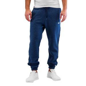 adidas homme pantalon bleu