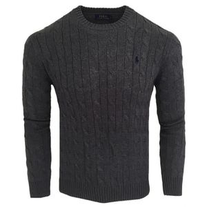 PULL Pull Ralph Lauren maille torsadée Pull homme RF40 a1c0866753d8