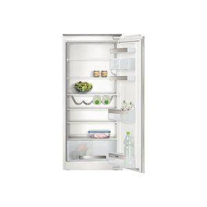 RÉFRIGÉRATEUR CLASSIQUE Réfrigérateur 1p intégrable SIEMENS KI24RX30 2