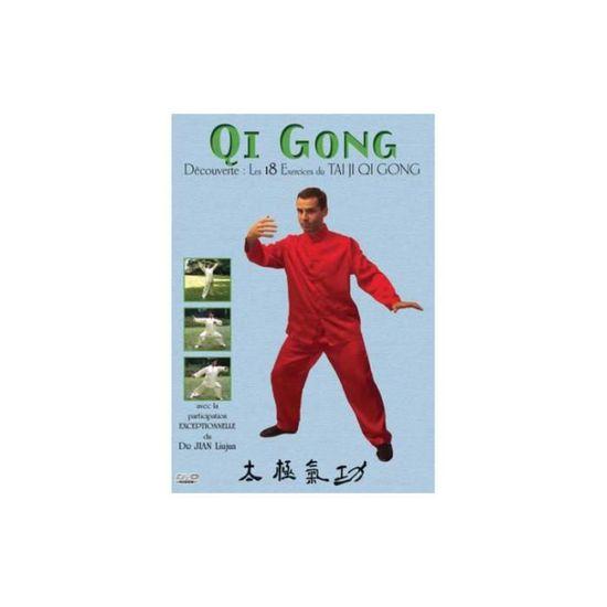 Qi Gong Decouverte Les 18 Exercices Du Tai Ji Qi Gong Achat Vente Dvd Film Qi Gong Decouverte Les 18 Cdiscount