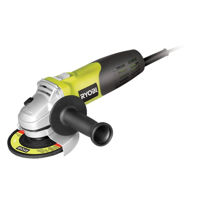 Ryobi meuleuse d 39 angle 115mm eag600rs 600w achat vente meuleuse cdiscount - Meuleuse d angle ...