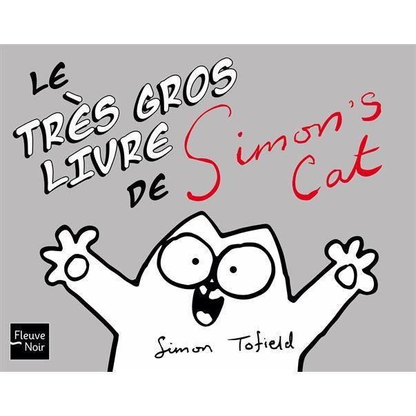 Le Tres Gros Livre De Simon S Cat Achat Vente Livre