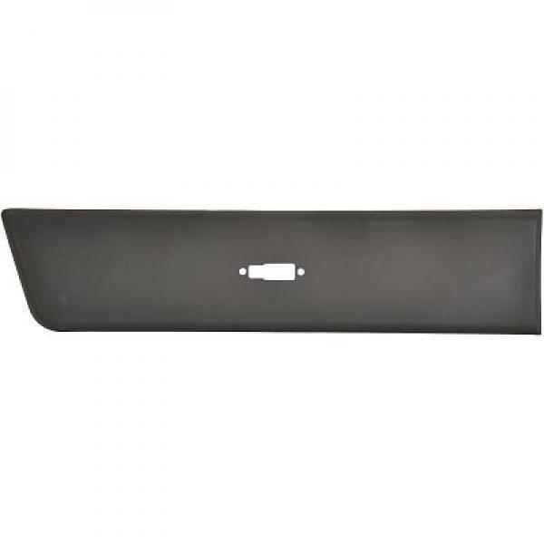 Baguette et bande protectrice, panneau latérale arrière gauche pour clignotant FIAT DUCATO (250) de 06 à 14