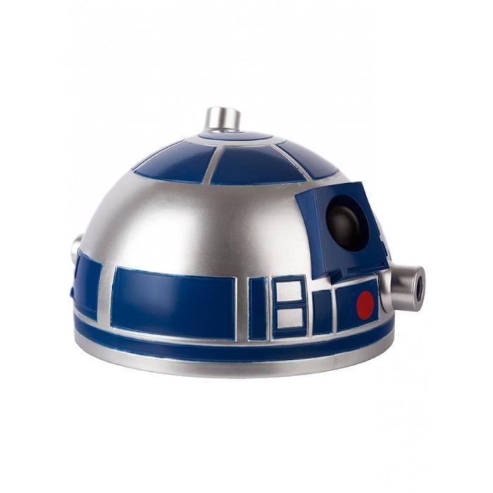 Réveil à dôme à projection Star Wars R2-D2