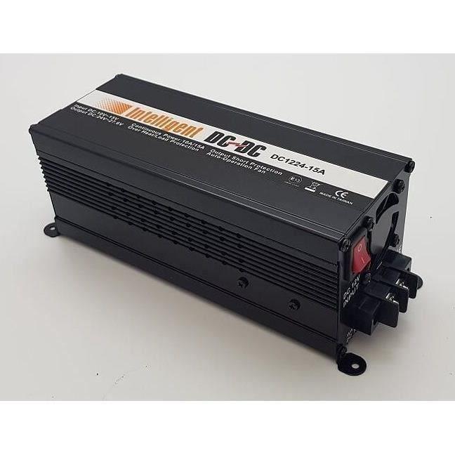 Convertisseur Survolteur de 12V A 24V 15A