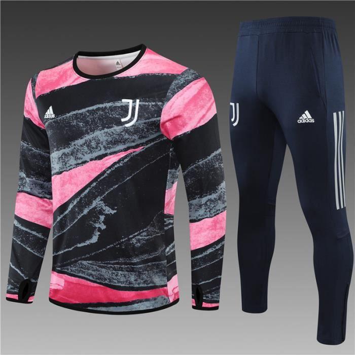 Maillot de Foot Juventus - Maillot Foot Enfants Garçon Homme 2020 - 2021 Survêtements Foot Maillot de Foot