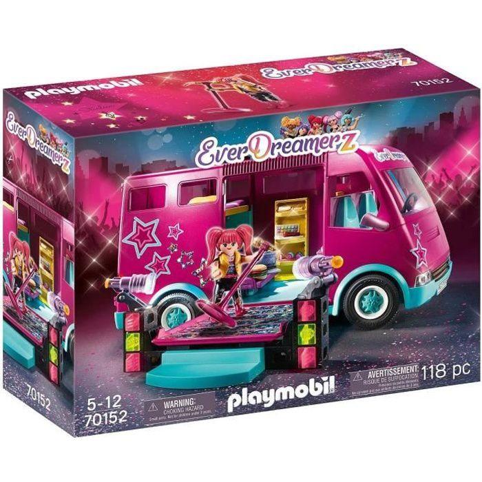 PLAYMOBIL - 70152 - Everdreamerz Bus de Tournée