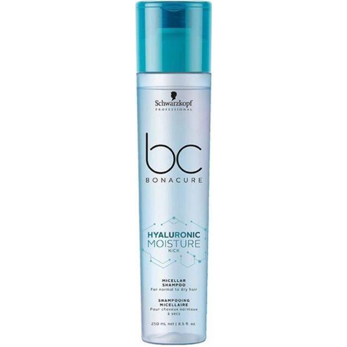 Schwarzkopf BC Bonacure Hyaluronic Moisture Kick Micellar Shampoo 250ml Default