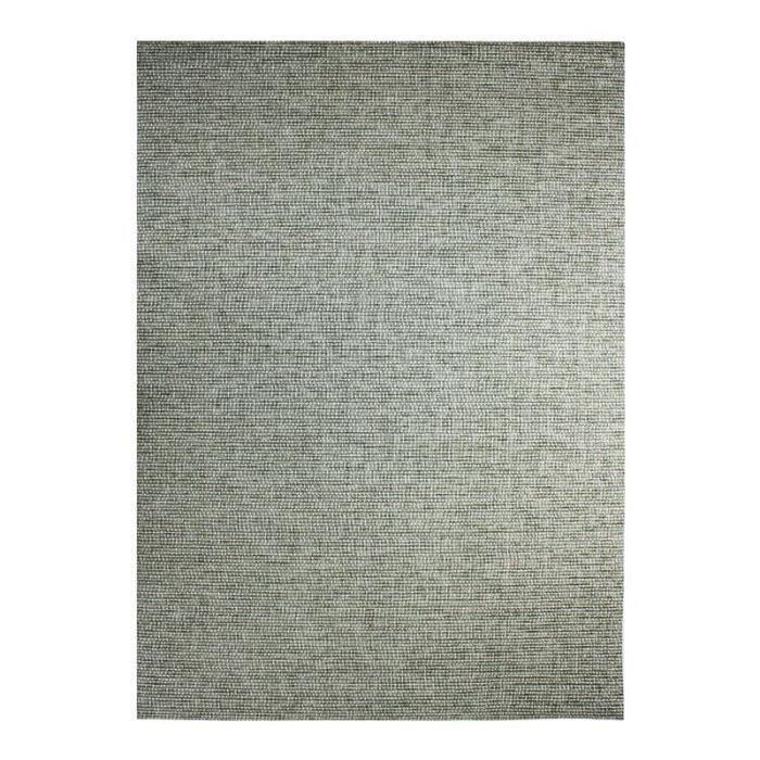 KOKO - Tapis effet tweed pour intérieur et extérieur vert 180x280