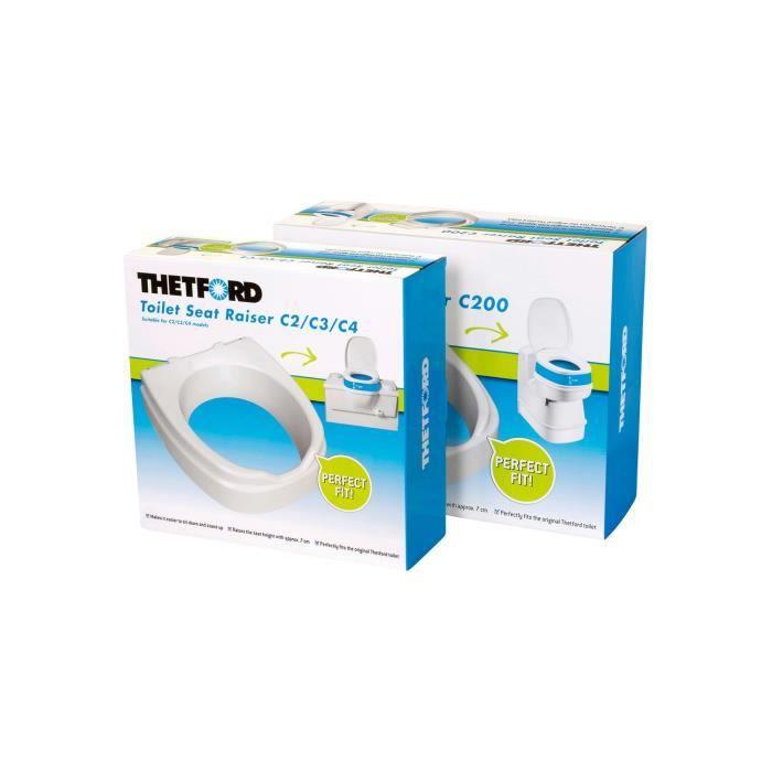 THETFORD Réhausseur pour toilettes à cassette C2-C3-C4