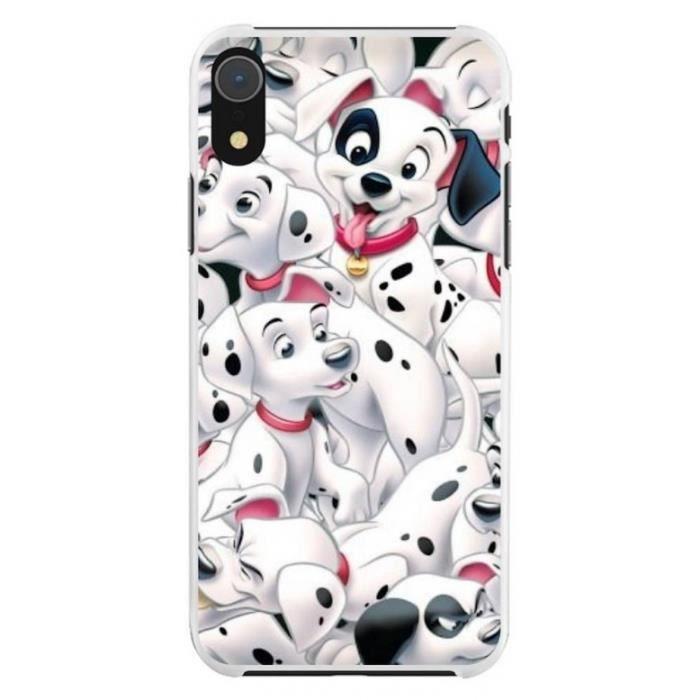 Coque souple pour iPhone XR - les 101 dalmatiens