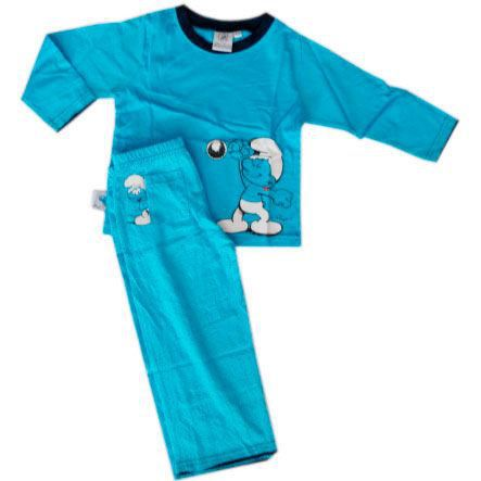 les schtroumpfs pyjama enfant 2 3 ans achat vente. Black Bedroom Furniture Sets. Home Design Ideas
