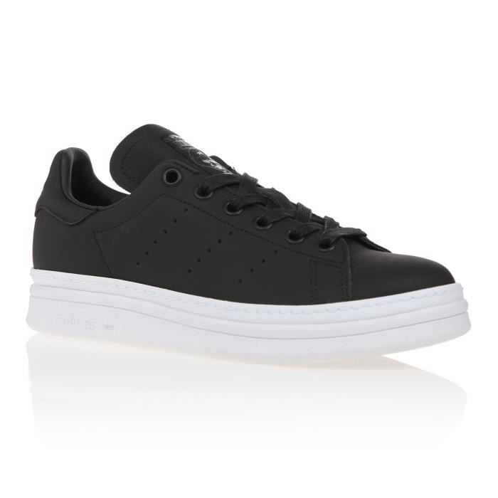 BASKET MULTISPORT ADIDAS ORIGINALS Baskets Stan Smith - Femme - Noir