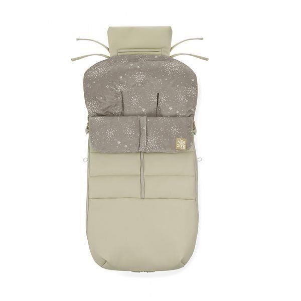 CHANCELIÈRE Chancelière Jane Nest Plus Leather Cream