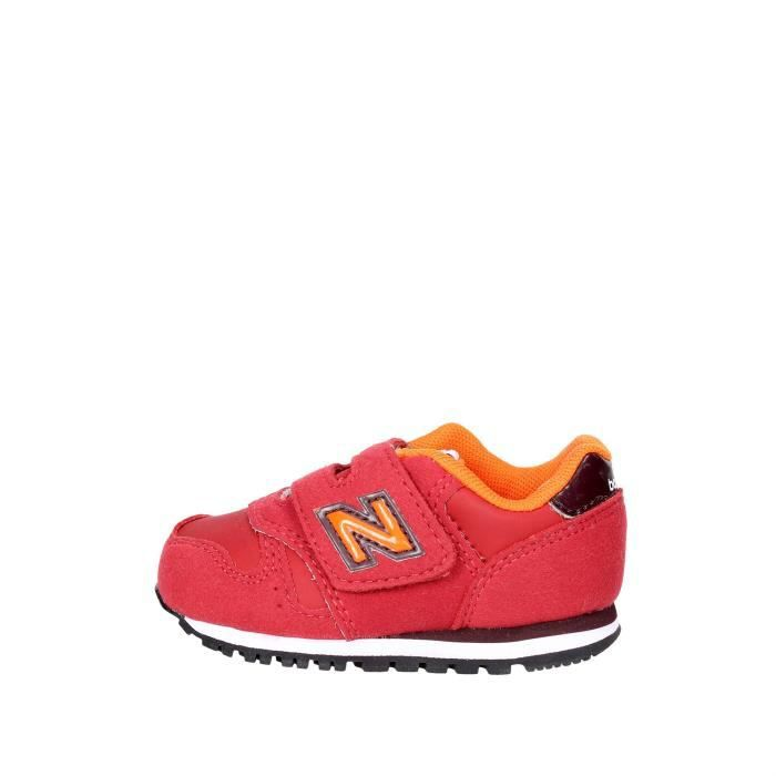 New Balance Sneakers Garçon Rouge, 25 Rouge Rouge - Achat   Vente ... 6e4f0eaa2c9f