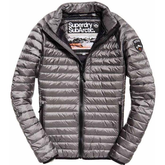 Core Manteaux Vêtements Down Homme Superdry vwmO08nN