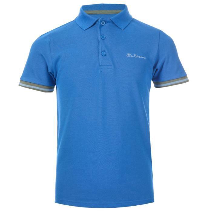 Ben sherman garçon/'s classic polo à manches courtes polo shirt