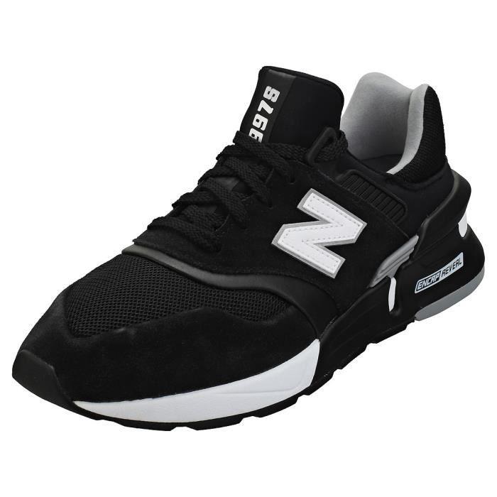 new balance hommes noir et blanc