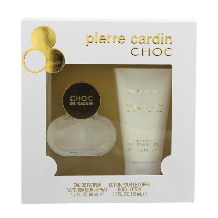 EAU DE PARFUM PIERRE CARDIN Coffret Choc Eau de parfum - 50 ml +