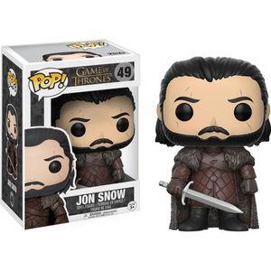 FIGURINE DE JEU Figurine Funko Pop! Game Of Trones : Jon Snow