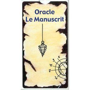 AUTRES LIVRES Oracle le manuscrit ; le jeu de 43 cartes