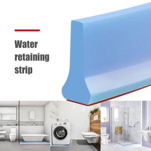 70cm,Transparent Barri/ère de retenue et barrage de douche de seuil de douche Preuve de fuite deau Joint de plancher de salle deau de douche Barri/ère /à leau de la douche