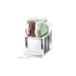 SORBETIÈRE Machine à Granité - Gamme Nina - 1 à 3 Litres