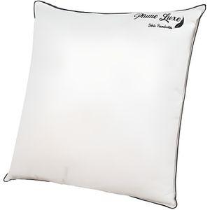 OREILLER Oreiller Soft Plume 60x60cm |100% Plumes | Coutil