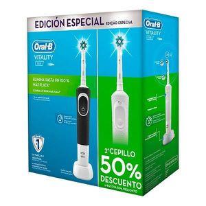 BROSSE A DENTS ÉLEC Brosse à dents électrique Vitality Cross Action Or