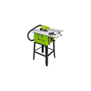 SCIE ÉLECTRIQUE Scie sur table D.250 mm électrique 2200 W avec cha