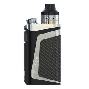 CIGARETTE ÉLECTRONIQUE IJOY RDTA Box Mini Kit 100W Starter Vape with Buil