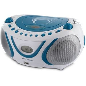 RADIO CD CASSETTE METRONIC Radio Cd-Mp3 - Wave