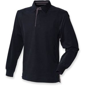 POLO BRUSHED LSL RUGBY SHIRT Polo rug...
