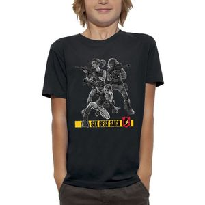 T-SHIRT T-shirt SIX BEST SAGA - PIXEL EVOLUTION - Enfant