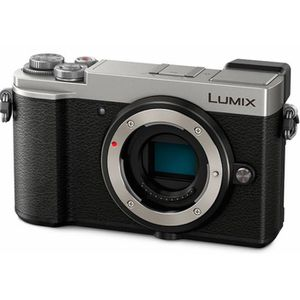 APPAREIL PHOTO COMPACT Panasonic Lumix DMC-GX9 Kit (12-32) argent Apparei